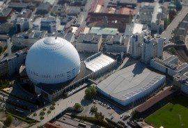 Globen Arena 2015