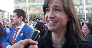 Petra Mede:'I didn't hesitate for a second!'