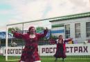 Russische omaatjes uit 2012 gaan … voetballen!