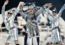 Conchita, Verka en Dana International op 'Eurovision Gala Night' in Luxemburg