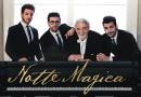 Nieuw album: Il Volo beleeft magische nacht met Placido Domingo