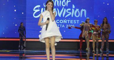 La Géorgie REMPORTE le concours Eurovision de la chanson Junior 2016