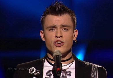 Slovenië – Omar Naber keert na twaalf jaar terug naar songfestival