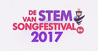 Vanaf morgen: De Stem van Songfestival.be 2017!