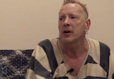 Sex Pistols-zanger John Lydon dan toch voor Ierland?