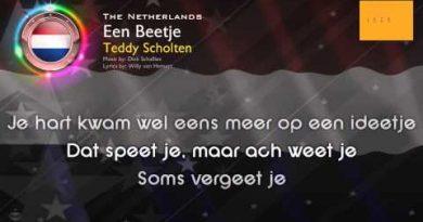 Teddy Scholten